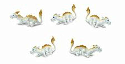 Safari Ltd. - Good Luck Minis - Lucky Dragons - Set of 10