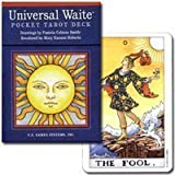 [It is recommended to tarot card for the first time] Universal Wait pocket Tarot T0264 (japan import) by Nichiyu