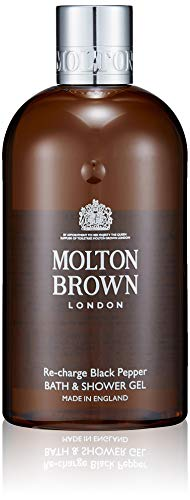 Molton Brown Bath & Shower Gel, Re-Charge Black Pepper, 10 Fl Oz from Molton Brown