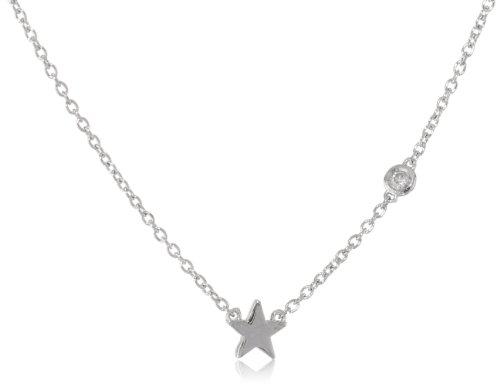 Diamond Star Necklace - 2