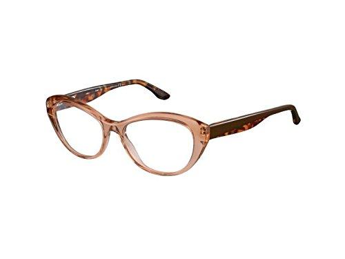 safilo-eyeglasses-sa-6031-0gs8-rust-brown-havana-51mm