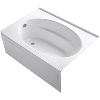 Kohler K 1113 La 0 Windward 5 Foot Bath With Integral