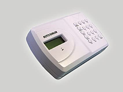 gjd2 - GJD hyl004 discurso teléfono autodialler pantalla LCD ...