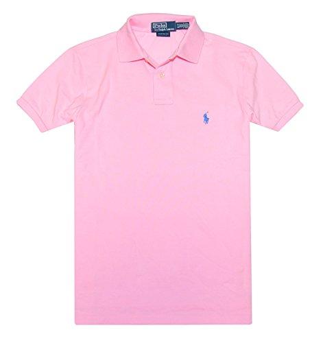 Polo Ralph Lauren Men Custom Fit Pony Logo T-Shirt (S,