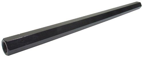Allstar ALL56725 Black Anodized Hex Aluminum 25