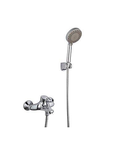tode Kupfer Dusche Dusche Wasserhahn gesetzt Wandtyp Druckwasserdusche