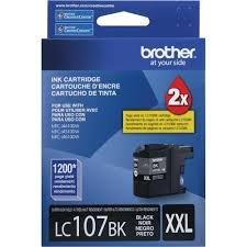 Brother Genuine Brand Name, OEM LC105M (LC-105M) EXTRA High Yield Magenta Inkjet Cartridge (1.2K YLD)