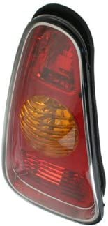Amazon Com Driver Side Replacement Tail Light For Mini Cooper 2002 2006 Automotive