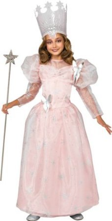 Wizard of Oz Deluxe Glinda The Good Witch Costume, Large (75th Anniversary Edition)]()