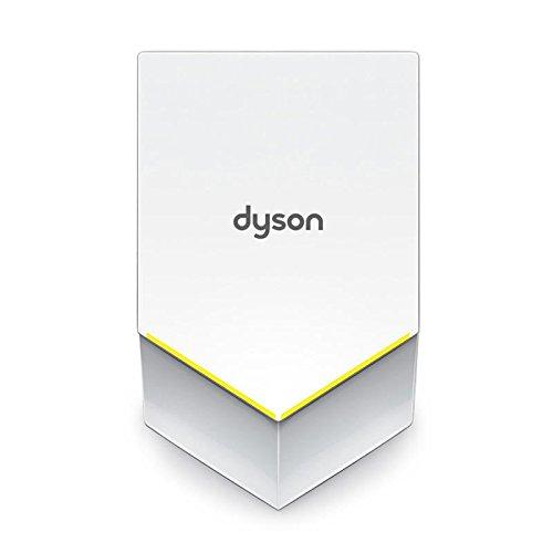 Dyson Airblade V HU02-W-LV Hand Dryer, White ABS, 110-120V, ADA Compliant -  307173-01