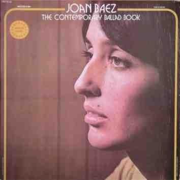 Joan Baez - The Contemporary Ballad Book - Zortam Music
