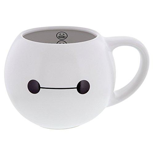 Disney Parks Big Hero 6 Baymax Character Stoneware Mug Cup