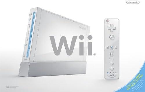 Wii本体 (シロ) (「Wiiリモコンプラス」同梱) (RVL-S-WAAG)【メーカー生産終了】