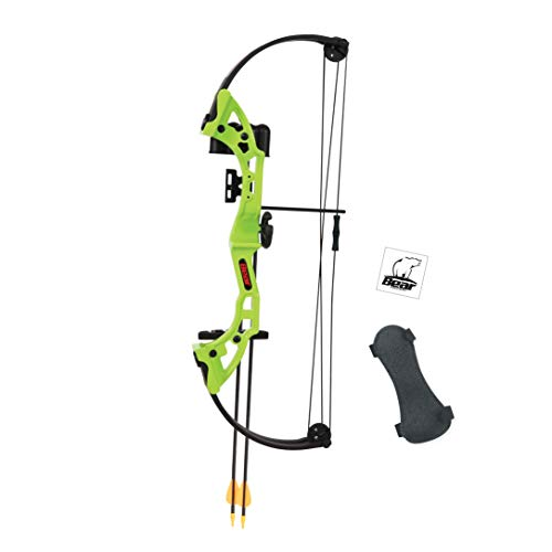 Bear Archery Brave Youth Bow - Green