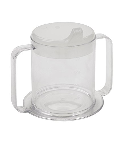 (Independence 2-Handle Plastic Mug Units Per Pack 3)