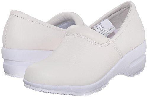Cherokee Women's Patricia Work Shoe, White, 6.5 M US by Cherokee (Image #6)