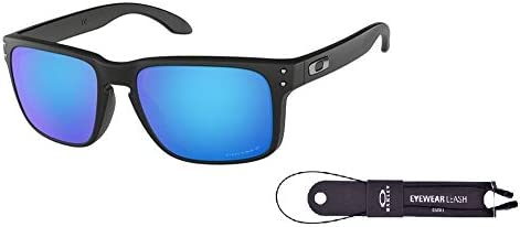 Oakley Holbrook OO9102 Sunglasses For Men For Women BUNDLE with Oakley Accessory Leash Kit