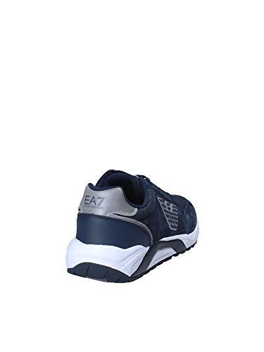 Emporio XK029 40 X8X022 Blu Uomo Sneakers Armani Ea7 rOxtAwqzr