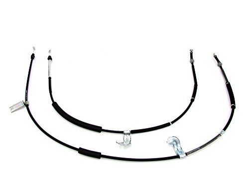 2005-2010 Ford Mustang Right & Left Emergency E-Brake Parking Cables Set OEM NEW by Ford
