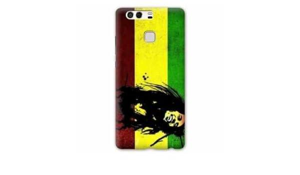 Amazon.com: Case Carcasa Huawei P9 Lite Bob Marley ...