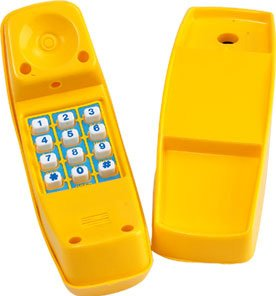 Creative Playthings Telephone - Set Creative