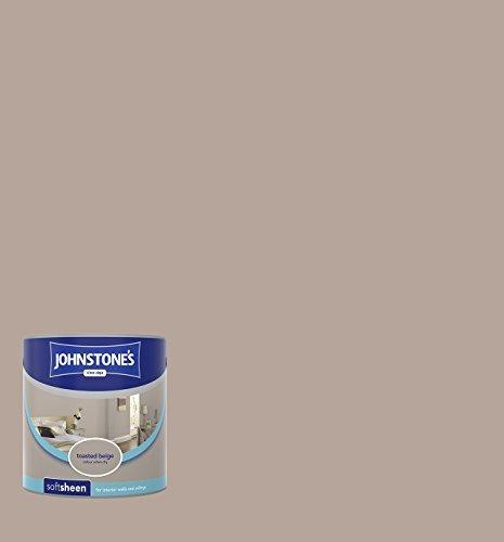 Emulsion Soft Sheen (Johnstone's 304172 Vinyl Soft Sheen Emulsion - Toasted Beige,2.5 by Johnstone's)