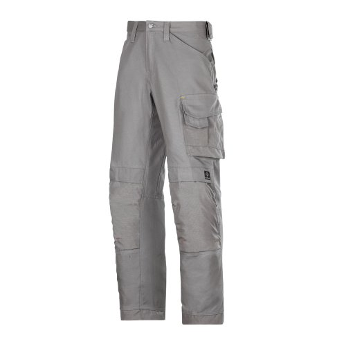 Canvas Pantaloni grigio 1818 3314 Grigio wApHqwvx6