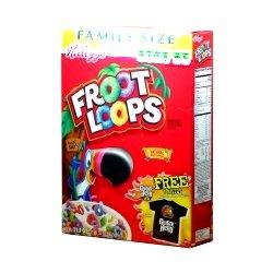amazon ケロッグ froot loops フルーツループ マルチグレイン