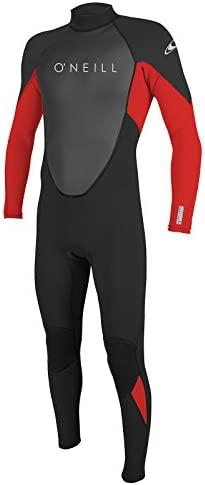 O Neill Men s Reactor 3 2mm Back Zip Full Wetsuit