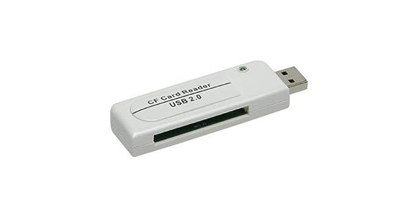 Amazon.com: etech Nueva alta velocidad USB2.0 CF (Compact ...