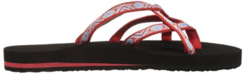 Womens Flop Red Womens Flip Flop Island Red Womens Teva Teva Island Olowahu Olowahu Flip Teva 14wzSx4B