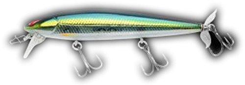 Nories Artificial Laydown Minnow Wake Prop 110 leurres équipement pêche YN0477