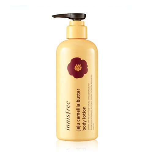 Innisfree-Jeju-Camellia-Butter-Body-Lotion-300ml