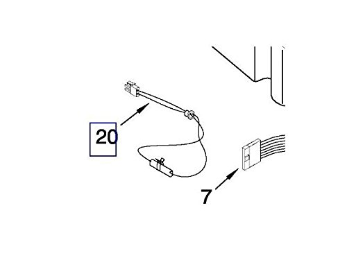kitchenaid temperature sensor - 1