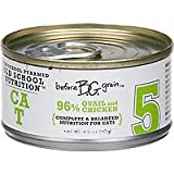 "Before Grain Quail Formula Canned Cat Food ""5"", My Pet Supplies"