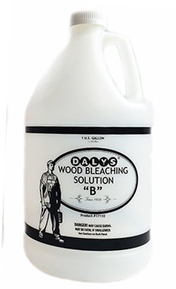 Daly's Wood Bleach Solution, Solution B, 1