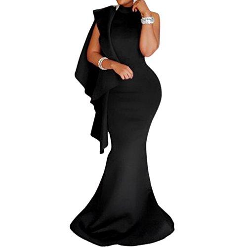 long black evening dresses petite - 3