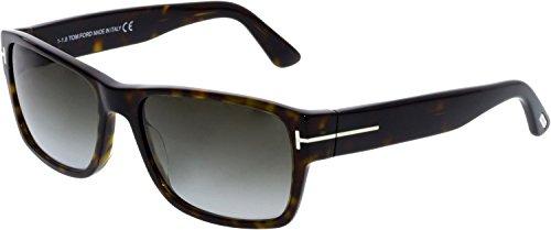 ce27943dfa0 Tom Ford Sunglasses TF 445 Mason 52B Havana 58mm - Buy Online in ...