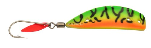 Pro-Troll Trout Killer Fishing Lure, 2-Inch, Fire ()