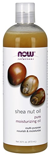 NOW Shea Nut Oil, 16-Ounce (Shea Butter Hair Oil)