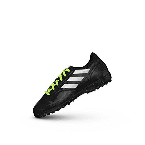 adidas Conquisto II TF Fußballschuh Conquisto Ii Tf J - core black/silver met./solar red