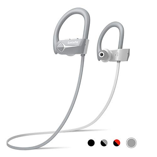Bluetooth Headphones Letsfit Waterproof Cancelling product image