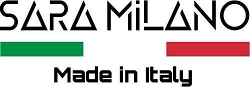 Sara Cintura da donna in vera pelle 100/% leader made in Italy
