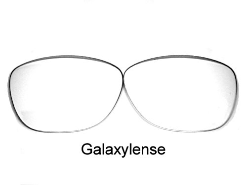 Galaxy Replacement Lenses for Oakley Frogskins Crystal Clear Color 100% - Frogskin Lens Clear Oakley