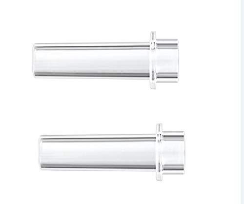 2 Pieces Professional Breathalyzer Mouthpieces