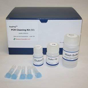 Kit de limpieza PCR (50 preparaciones): Amazon.es: Amazon.es