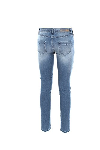 2018 31 Donna D15 R Demi CAMOUFLAGE Jeans Estate Primavera Denim zaqRRw