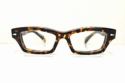 隆織 (たかおり) TO-015 col.10手作りメガネフレームめがね鯖江眼鏡サングラスべっ甲柄限定メンズレディース   B07KZV8BKG