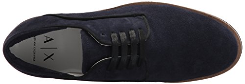 A Lace Low Half Exchange Men X Navy Top Armani 6rUqa6