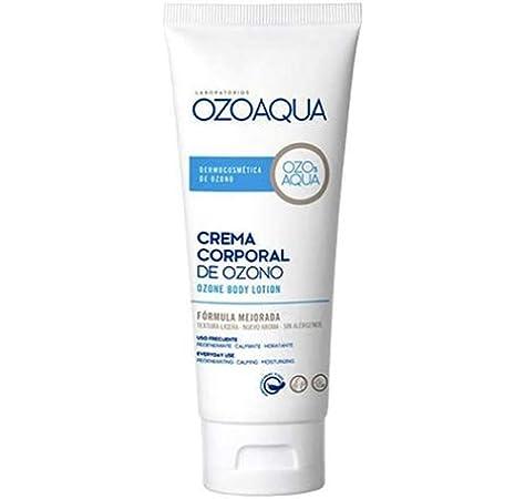 Ozoaqua Ozoaqua Crema Corporal De Ozono 200Ml. 200 g: Amazon.es: Belleza